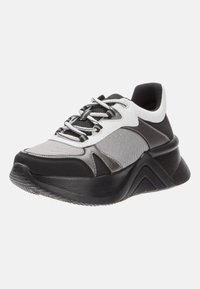 GRÜNBERG - AW - Sneakersy niskie - white - 3