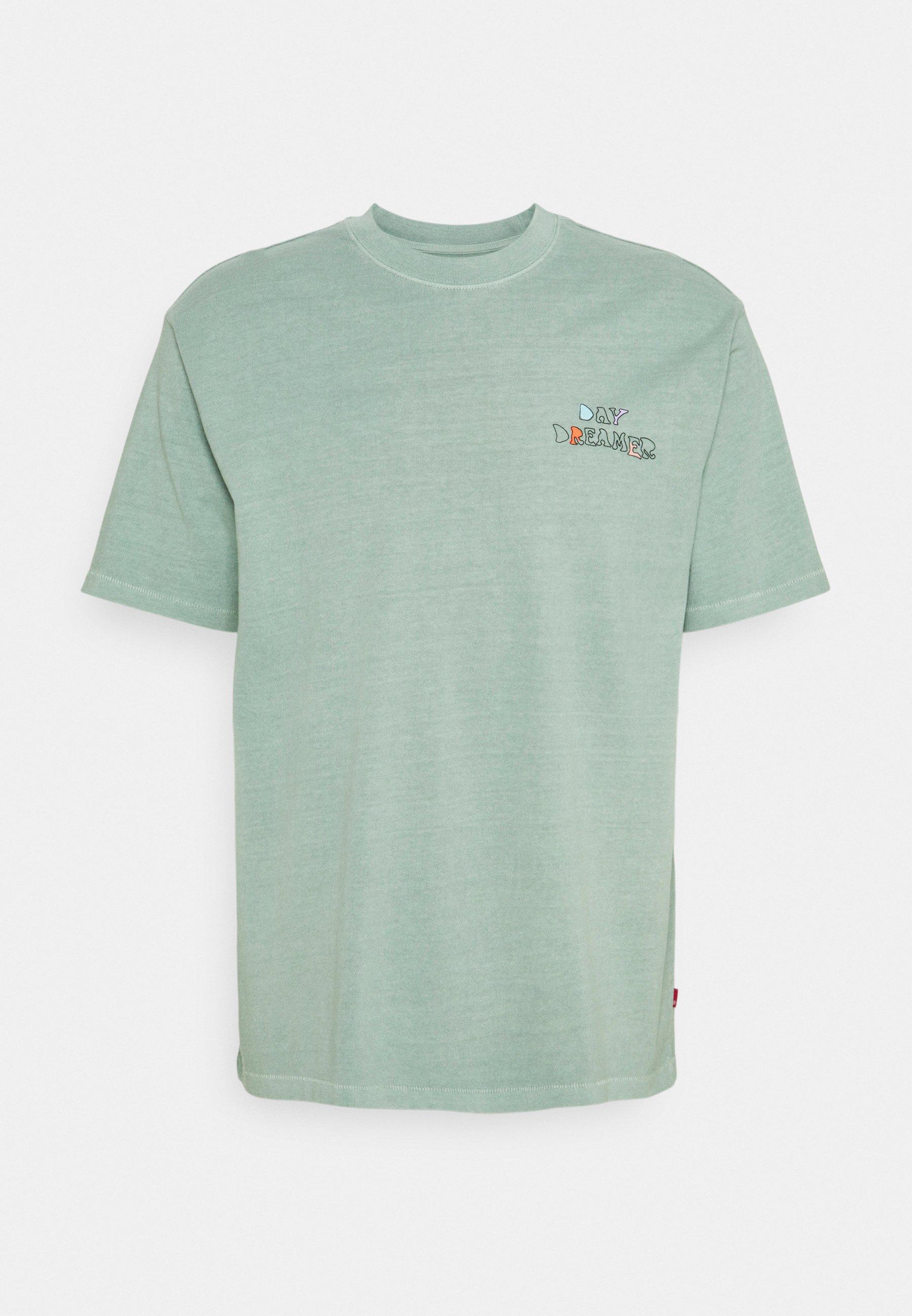 Damen PRIDE VINTAGE FIT GRAPHIC TEE UNISEX - T-Shirt print