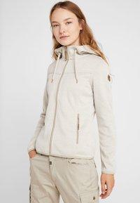 Icepeak - ABILANE - Fleece jacket - cement - 0