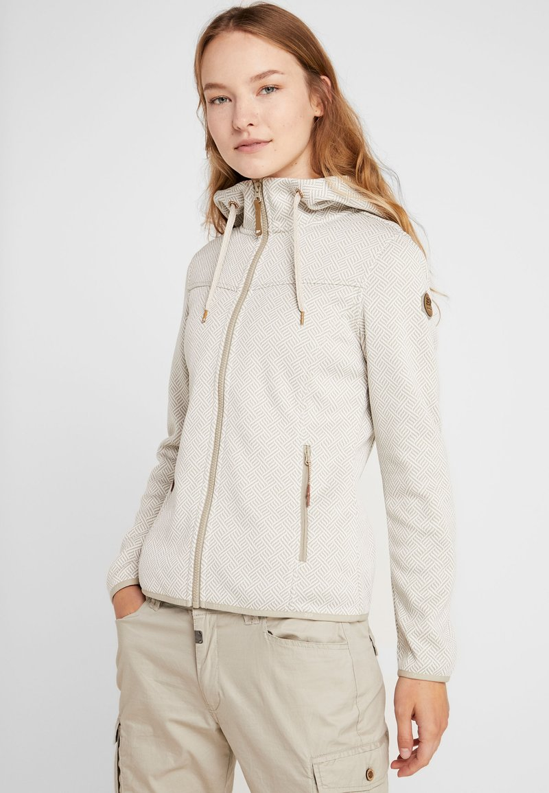 Icepeak - ABILANE - Fleece jacket - cement