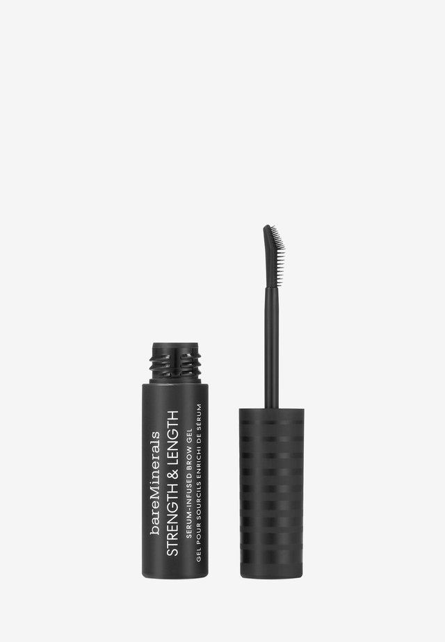 STRENGTH & LENGTH BROW GEL - Augenbrauengel - clear