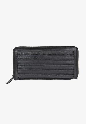 RIFFEL BIG - Peněženka - black