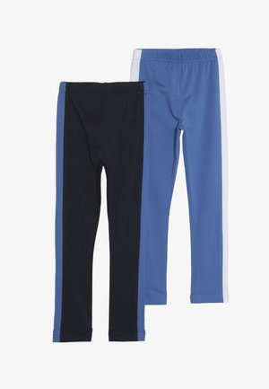 2 PACK - Leggings - Trousers - navy blazer