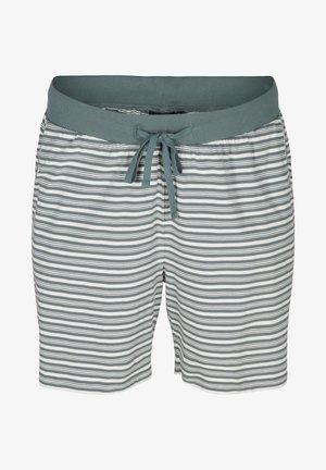 Shorts - balsam green w egret