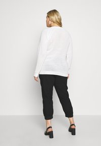Kaffe Curve - Pullover - chalk - 2