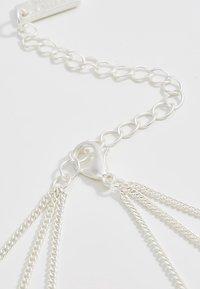 sweet deluxe - TREVA - Náhrdelník - silver-coloured - 3