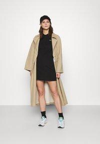 Lacoste LIVE - Shift dress - black - 1