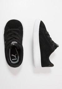 Puma - VIKKY - Trainers - black/silver/white - 0