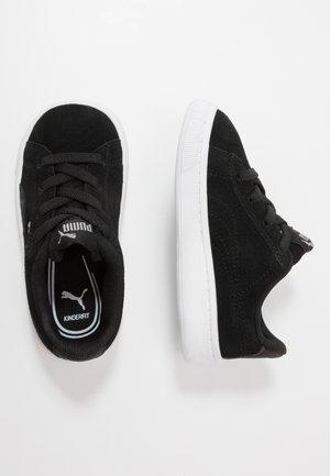 VIKKY - Trainers - black/silver/white