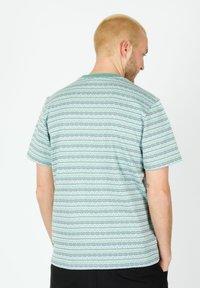 HUF - Print T-shirt - harbor grey - 2