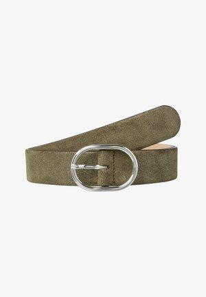 Belt - khaki