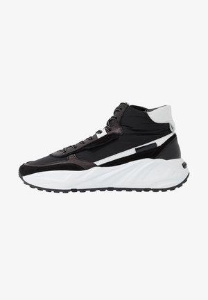VELAR - High-top trainers - schwarz/bianco