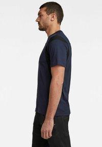 G-Star - Print T-shirt - sartho blue - 2