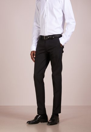 SIGHT - Suit trousers - black