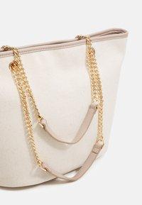 LIU JO - TOTE - Handbag - natural - 3