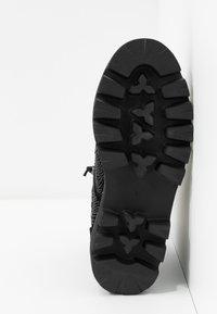 Alma en Pena - Platform ankle boots - black - 6