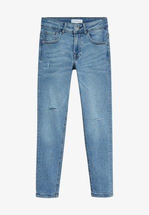Slim fit jeans - bleu moyen