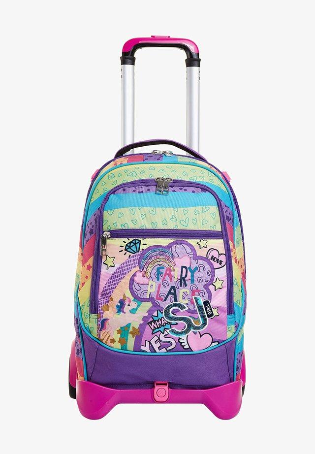Trolley - purple