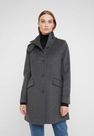 BALMACAAN - Short coat - grey