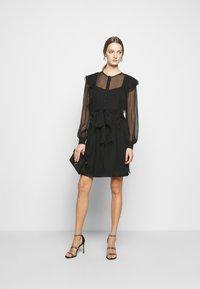 Alberta Ferretti - ABITO - Cocktail dress / Party dress - black - 1