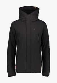 alife & kickin - Winter jacket - moonless - 4