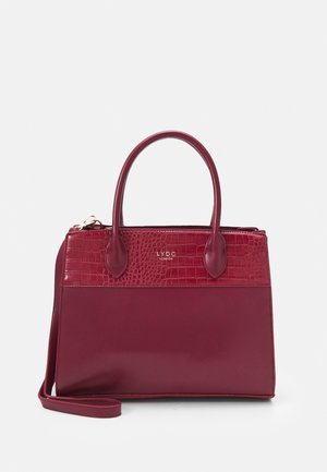 HANDBAG - Handbag - bordeaux