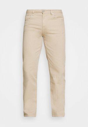 AFTERMATH STRAIGHT LEG TROUSER - Jeans straight leg - beige