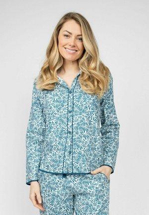 MARIA  - Maglia del pigiama - teal floral print