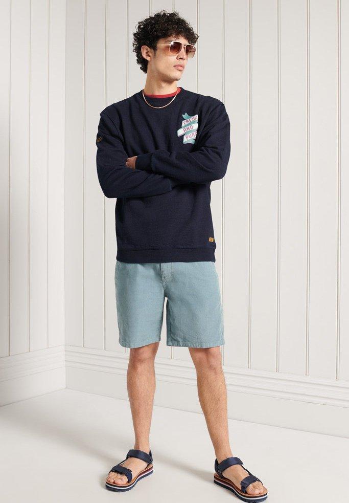 Homme WORKWEAR CREW - Sweatshirt