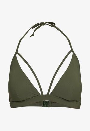 TRIANGEL - Haut de bikini - oliv