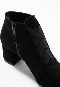 Brenda Zaro - LAOSPAT - Ankle boots - black - 2