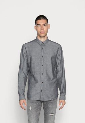 JORGLOBE SOLID  - Shirt - grey melange