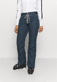 Brunotti - SUNLEAF WOMEN SNOWPANTS - Ski- & snowboardbukser - space blue - 0