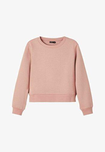 Sweatshirt - ash rose