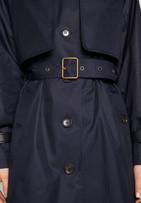 Coach - HOODED - Trenchcoat - raven blue - 7