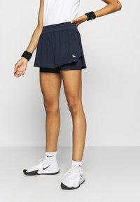 Nike Performance - DRY SHORT - Short de sport - obsidian/white - 0