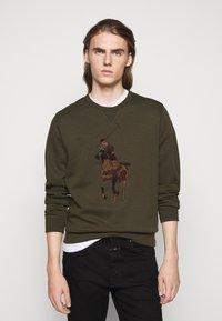 Polo Ralph Lauren - Sweatshirt - company olive - 0