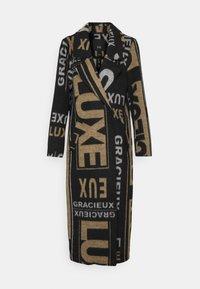 FLORENCE - Classic coat - black