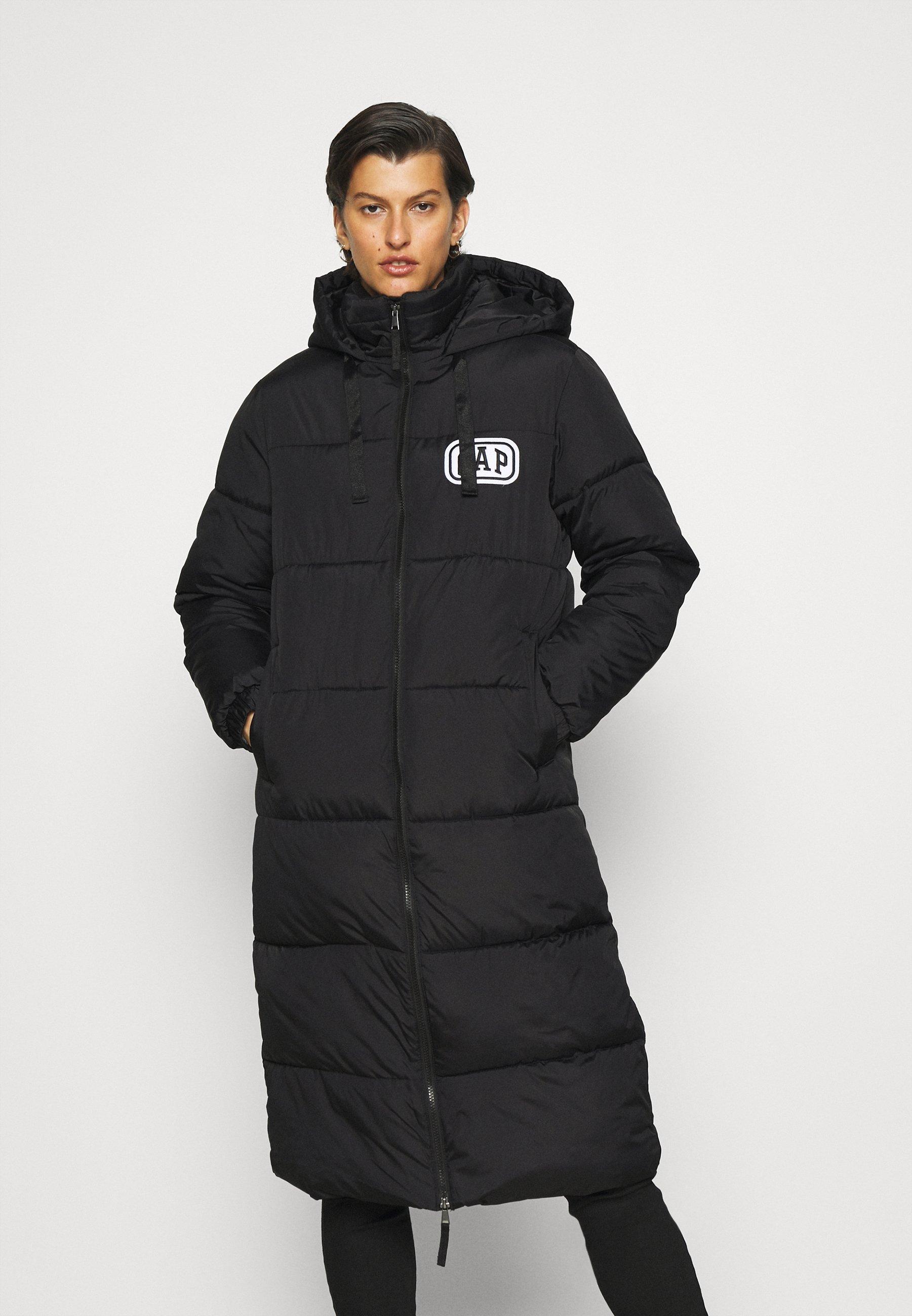 Women MAXI LOGO PUFFER COAT - Winter coat