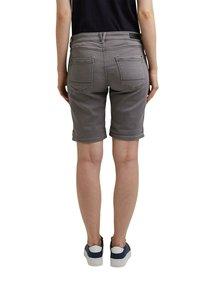 Esprit - Denim shorts - grey medium washed - 2