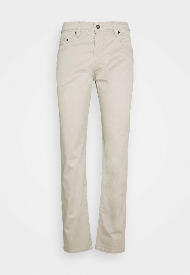 BROKEN TROUSER - Kalhoty - beige