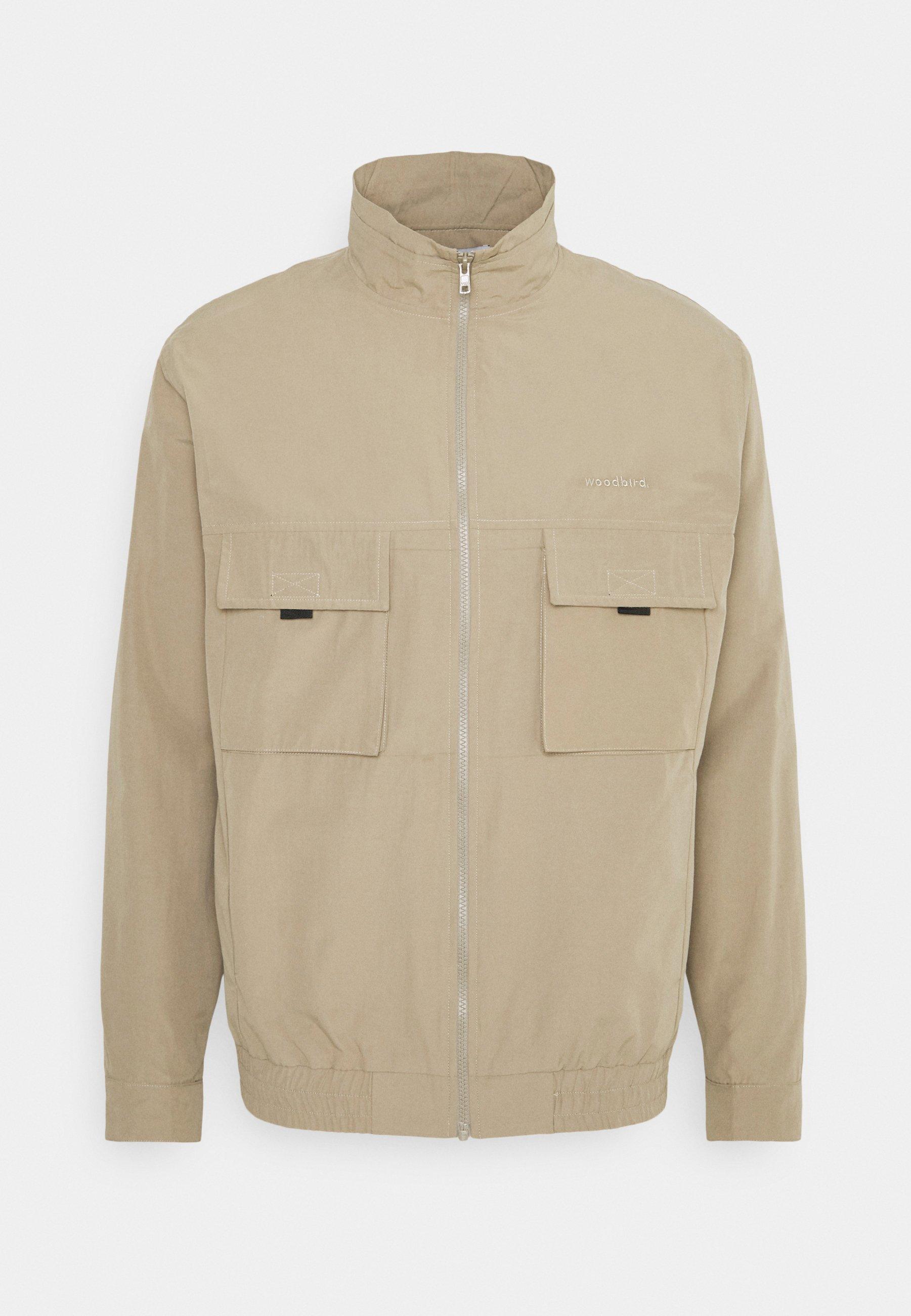 Men FRUI MUTON JACKET - Summer jacket