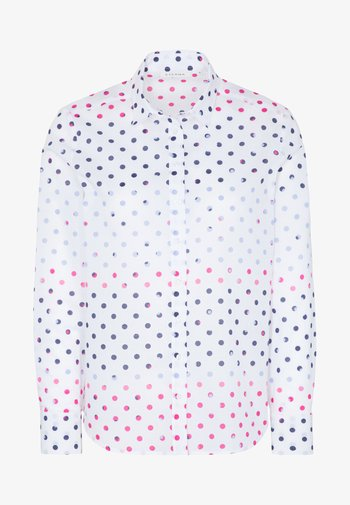 MODERN CLASSIC - Button-down blouse - pink
