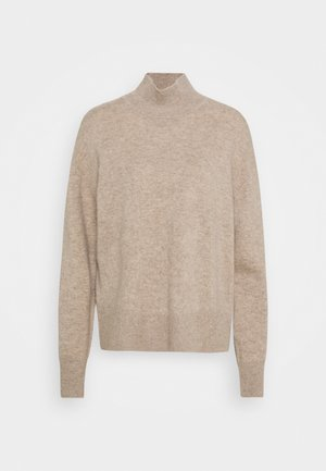 AMARIS TURTLENECK  - Jumper - taupe
