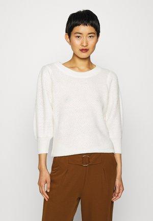 KAZAIN  - Pullover - chalk
