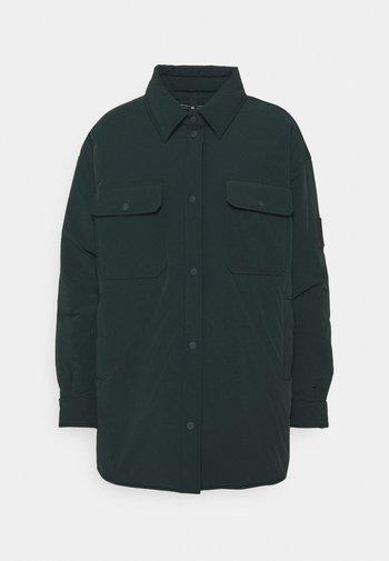 TITANIA - Winter coat - sacramento green