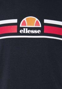 Ellesse - MONTELL - Print T-shirt - navy - 5
