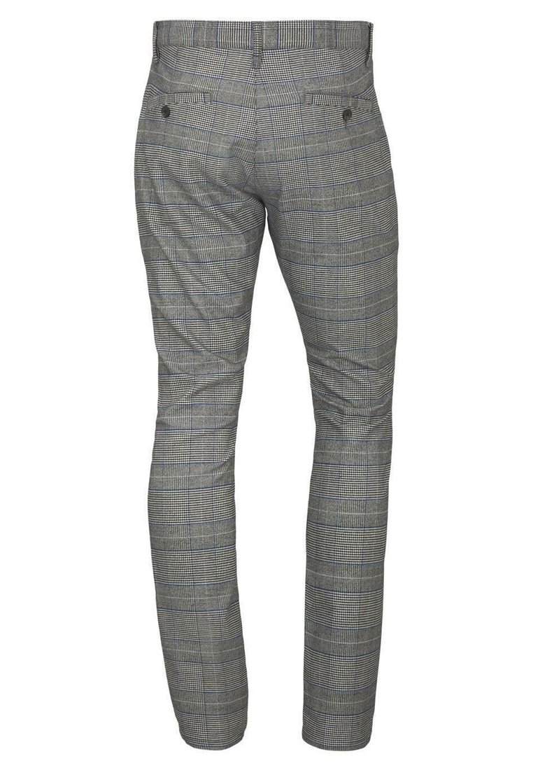 TOM TAILOR Pantalon classique - grey