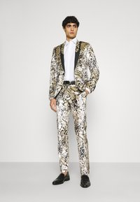 Twisted Tailor - STEELE SUIT - Suit - champagne - 1