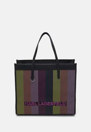 SKUARE LARGE BIARRITZ TOTE - Shopping bag - multi